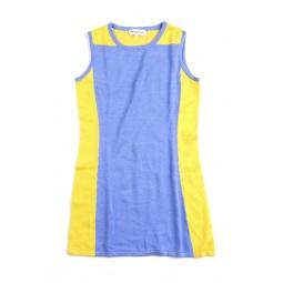 Купить Платье детское Appaman Stella Dress. Цвет: голубой, желтый