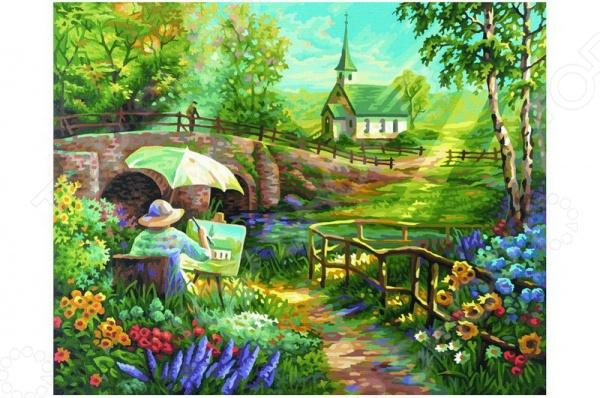 Набор для рисования по номерам Schipper «Лето»