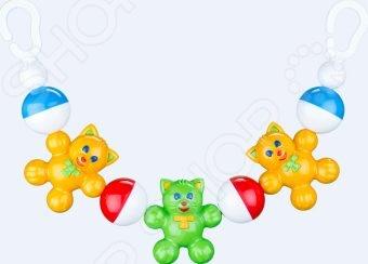 Погремушка-подвеска Аэлита «Кошки на ладошке» олимпийка boss green boss green bo984emori97