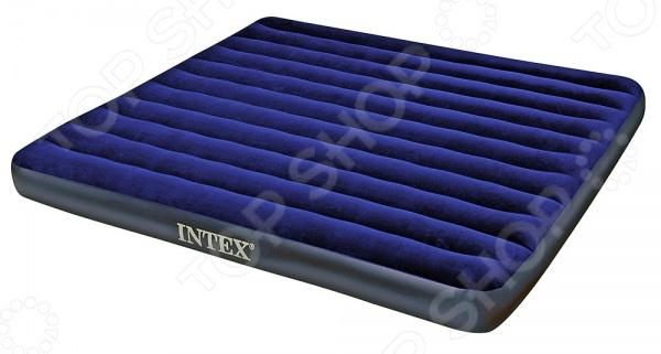 Кровать надувная Intex с68755 кровать надувная двуспальная intex со встроенным насосом 220в 64436