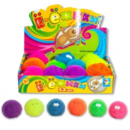 Купить Игрушка-антистресс 1 Toy со светом «Забавная рожица». В ассортименте
