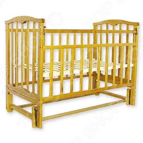 Кроватка детская Агат Золушка-5