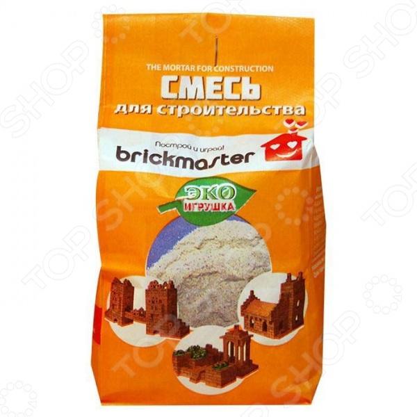 Смесь для конструктора из глины Brick Master 6406