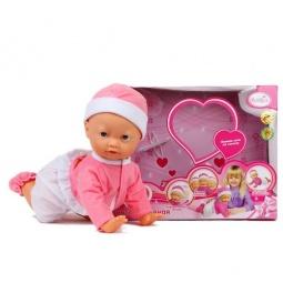 Кукла интерактивная Карапуз-Куклы «КАРАПУЗ»