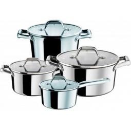 фото Набор кухонной посуды Tefal VOLUPTY INOX