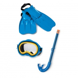 Купить Набор: маска с трубкой и ластами Intex 55952