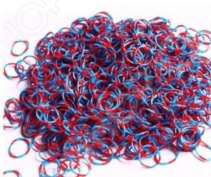 Набор резиночек для плетения Colorful Bands Стандарт NR002 это уникальный набор для детского творчества. С помощью резиночек ребенок сможет самостоятельно создать множество украшений: браслетов, подвесок, колечек. Вещь, сделанная своими руками, будет отличным подарком друзьям и семье. В набор входят 600 резиночек и крючок.