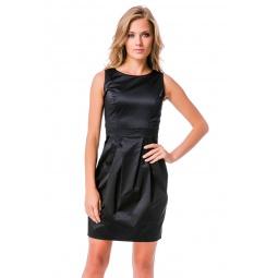 фото Платье Mondigo 9649. Цвет: черный. Размер одежды: 46