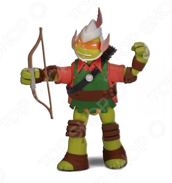 Игрушка-фигурка Nickelodeon «Эльф Майки»Фигурки супергероев и других персонажей<br>Игрушка-фигурка Nickelodeon Эльф Майки это милая игрушка, которая сделана из качественных материалов, абсолютно безопасных для малыша. Вашему ребенку точно понравится игрушка, ведь ее можно брать с собой, спать с ней в обнимку и играть. Внешний вид игрушки не деформируется, таким образом даже если с ней приключится неприятность вы без труда сможете очистить материал. Если ваш ребенок старше 3-х лет, то обязательно подарите ему эту игрушку, ведь она развивает мелкую моторику рук и помогает развить фантазию малыша!<br>