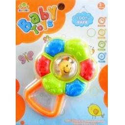 фото Погремушка Baby Toys «Цветочек» 1716977