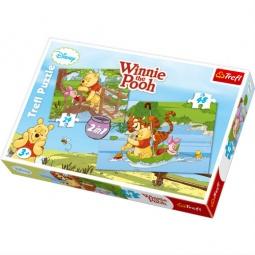 Купить Набор пазлов 2 в 1 Trefl «Играем в воде»