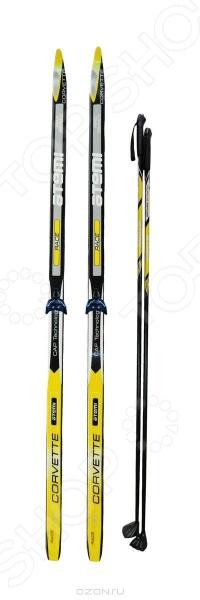 фото Комплект лыжный Atemi Corvette STEP, купить, цена