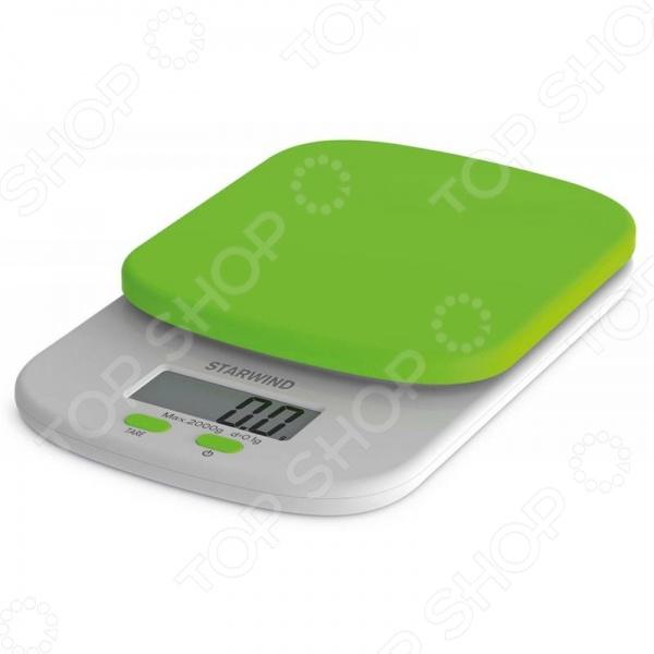 Весы кухонные StarWind SSK2155 весы starwind весы напольные starwind ssp2355