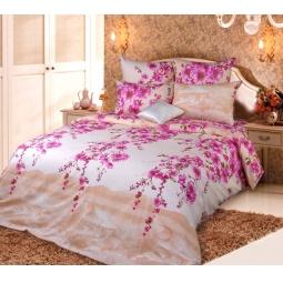 фото Комплект постельного белья Белиссимо «Весенняя соната-1». 2-спальный