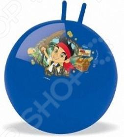 Мяч-попрыгун Mondo «Джейк и пираты Нетландии»