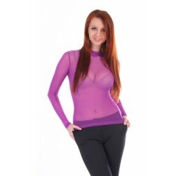 фото Водолазка Mondigo 8530. Цвет: лиловый. Размер одежды: 42
