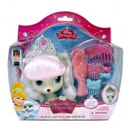 фото Мини-фигурка с аксессуарами для причёсок Palace Pets 22081