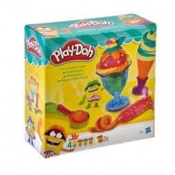 Купить Набор пластилина игровой Hasbro «Инструменты мороженщика»
