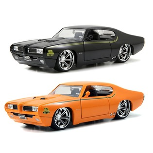 Купить Модель автомобиля 1:24 Jada Toys Pontiac GTD Judge. В ассортименте