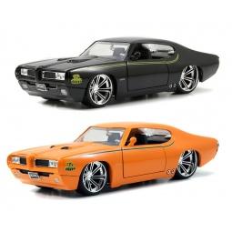 фото Модель автомобиля 1:24 Jada Toys Pontiac GTD Judge. В ассортименте