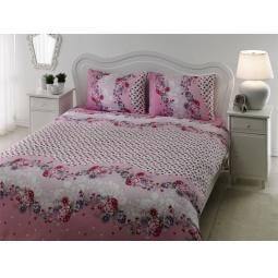 фото Комплект постельного белья Casabel Pink salsa. 1,5-спальный