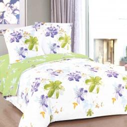 фото Комплект постельного белья Amore Mio Tet-a-Tet. Poplin. 1,5-спальный
