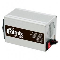 фото Инвертор автомобильный с USB Ritmix RPI-2002