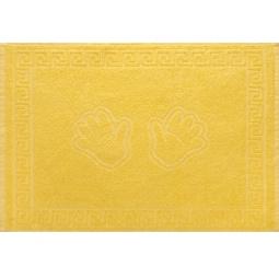 фото Полотенце махровое Asgabat Dokma Toplumy «Ручки». Размер: 50х70 см. Цвет: желтый
