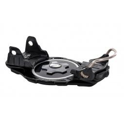 Купить Крепления сноубордические F2 Intec Titanium Black (2011-12)