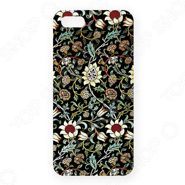 Чехол для iPhone 5 Mitya Veselkov «Цветочный ковер»
