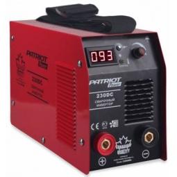 Купить Сварочный аппарат Patriot 230DC