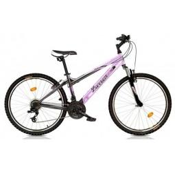 фото Велосипед Larsen Rapido Women, 2013 года. Размеры рамы: 17 дюймов. Цвет: черный