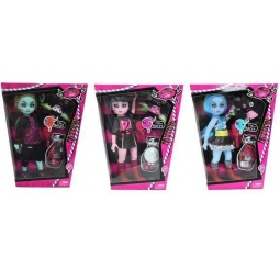 фото Кукла с питомцем Shiner 69886. В ассортименте