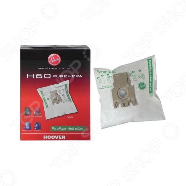 Мешки для пыли Hoover H60 Purehepa