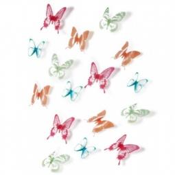 Купить Декор для стен Umbra Chrysalis «Тропические бабочки»