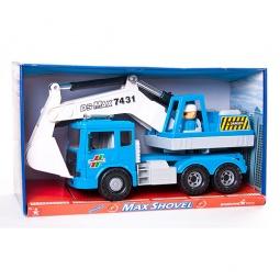 Купить Машинка игрушечная Daesung MAX автоэкскаватор