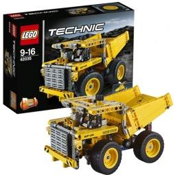 Купить Конструктор LEGO Карьерный грузовик