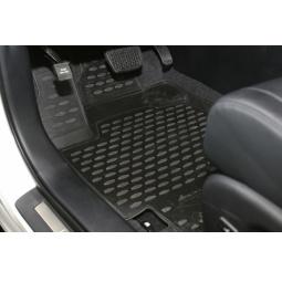 Комплект 3D ковриков в салон автомобиля Novline-Autofamily BMW Series 5 F10 2010-2013 - фото 10