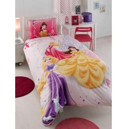фото Детский комплект постельного белья TAC Princess happily ever after