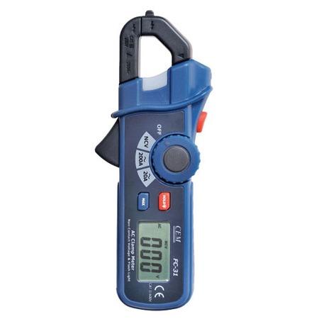Купить Клещи токовые измерительные СЕМ FC-31
