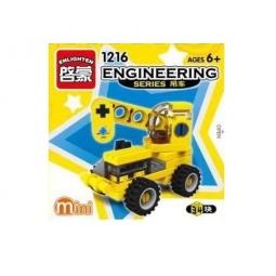 Купить Конструктор игровой Brick «Трактор» Mini 1717117