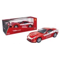 фото Машина на радиоуправлении MJX Ferrari 599 GTB Fiorano PANAMERICAN 628193. В ассортименте