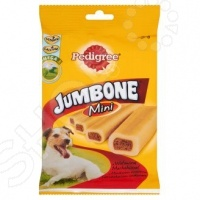Лакомство для собак Pedigree Jumbone Mini с говядиной