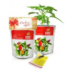 фото Набор для выращивания Happy Plant «Перец декоративный»