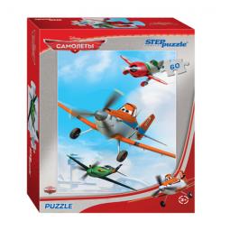 фото Пазл 60 элементов Step Puzzle Самолеты