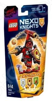 Фигурка сборная LEGO «Абсолютная сила: Предводитель монстров»Конструкторы LEGO<br>Фигурка сборная Lego Абсолютная сила: Предводитель монстров прекрасный комплект для развлечения и приятного времяпрепровождения. Набор состоит из деталей, с помощью которых можно собрать фигурку фантастического персонажа. Конечности фигурки, что позволяет придать ей любую боевую стойку. Особенности:  Куча разных элементов и возможностей.  Увлекательный процесс сборки.  Качественный материал.<br>