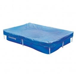 фото Чехол защитный для бассейна прямоугольного на стойках Bestway 58103