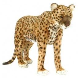 фото Мягкая игрушка для ребенка Hansa «Леопард стоящий»