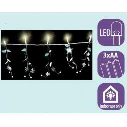 Купить Гирлянда электрическая Luca Lighting «Листочки» 1694692