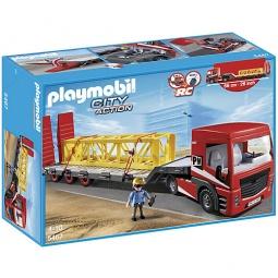 фото Конструктор игровой Playmobil «Стройка: Большой грузовик»